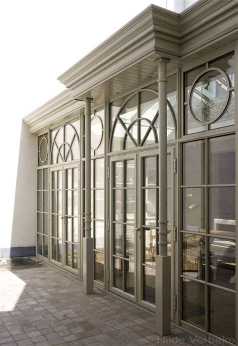 open veranda veranda als open leefkeuken aan klassieke woning de