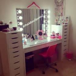 Ikea Vanity Room Ideas Makeup Storage Ikea Makeup Storage Organization Ikea