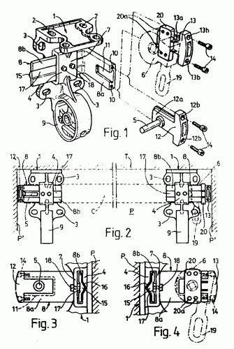 toldos catala disposicion de soporte perfeccionada para toldos