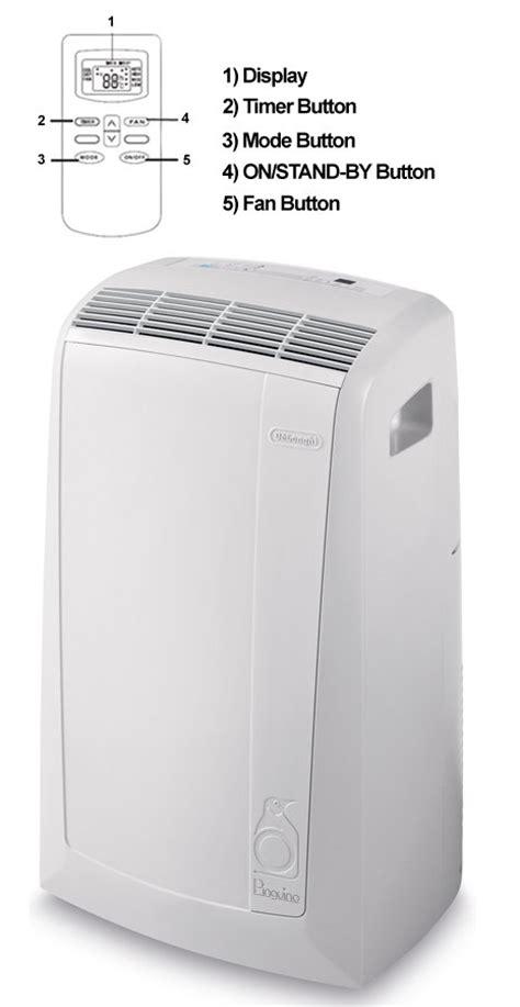 delonghi pinguino 12000 btu portable air conditioner pacn120e delonghi pacn120e pinguino n 12000 btu air 2 air