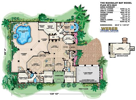 Mandalay Bay Floor Plan | mandalay bay floor plan map thefloors co