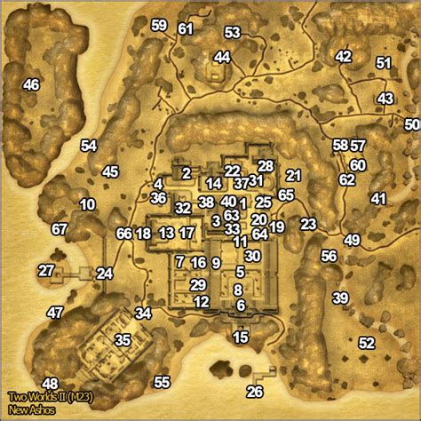 ashos quests maps  worlds ii game guide gamepressurecom