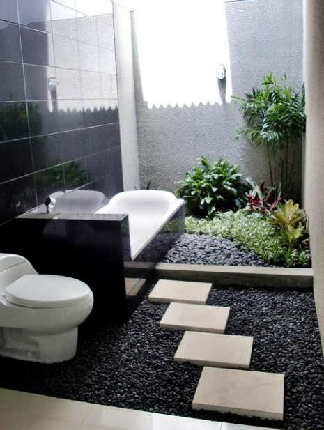 desain kamar mandi semi terbuka kamar mandi minimalis desain kamar mandi minimalis modern