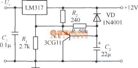 capacitor in power circuit power soft start circuit adopts capacitor power supply circuit circuit diagram seekic