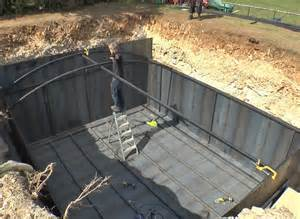 Backyard Bunker Plans by This Built A Bunker Beneath His Backyard Ready For The
