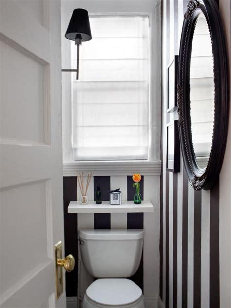 Ordinaire Tapisserie Salle De Bain #6: decoration-wc-toilette-petit-espace.jpg
