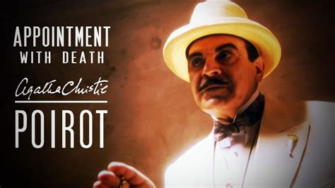 appointment with death poirot 000723449x appointment with death agatha christie s poirot 2009 youtube