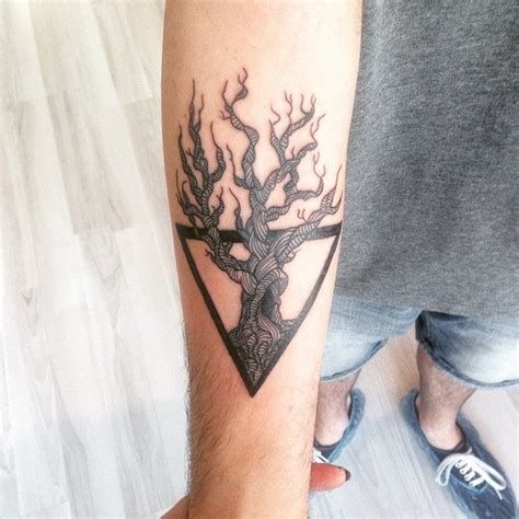 cool triangle tattoo 17 best images about tattoos on triangle
