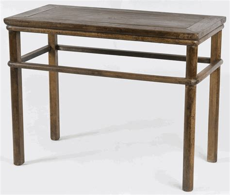 China Table by Antique Furniture Side Table From Shanxi Province