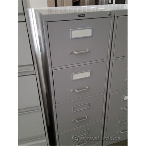staples grey 4 drawer vertical file cabinet locking