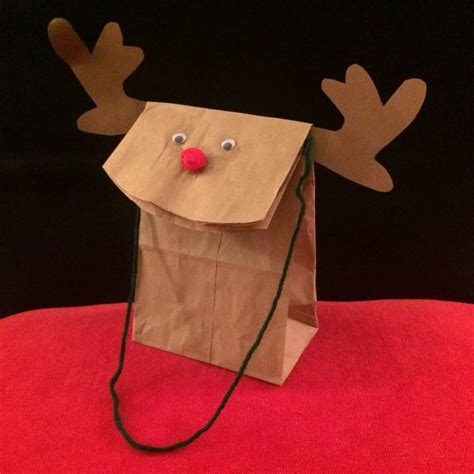 kid s diy christmas gift bag the how to duo