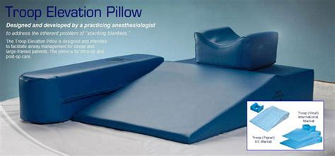 Troop Pillow by Reusable Troop Elevation Pillow For Sale In Australia