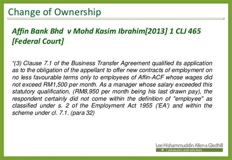 transfer of business ownership contract template change of ownership in business its impact on the
