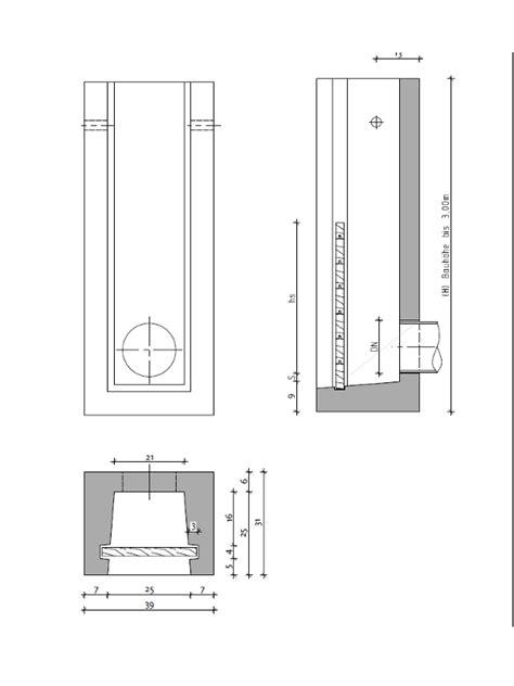 moench teichablauf ablaufbauwerk tiefbau system technik