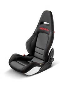 Abarth Seats New Quot Abarth Corse By Sabelt Quot Seats For 500 And Grande