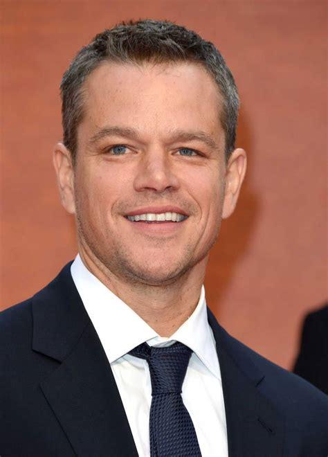 Or Actors Matt Damon Tell Degeneres Actor Comments Not True Time