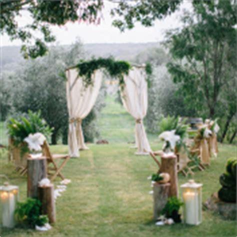 outdoor wedding aisle elizabeth designs seashell and fern aisle decor elizabeth designs