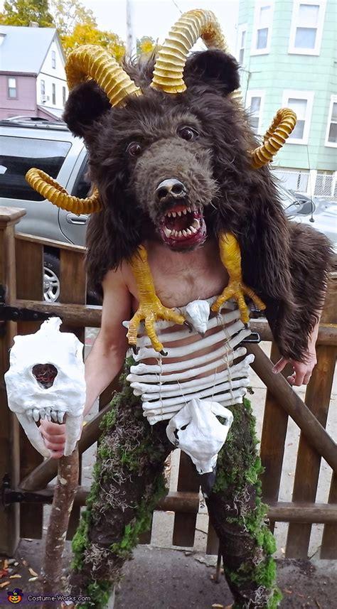forest shaman halloween costume