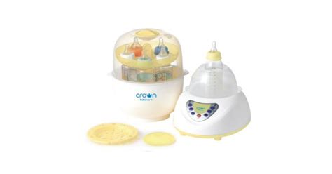 Crown Digital 6 In 1 Steaming Centre Sale jual murah crown easy digital 6 bottles multi steaming