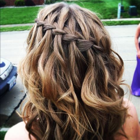 waterfall braid history 16 best images about prom on pinterest comic book