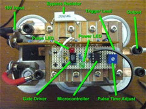 diy capacitor charging circuit zero emission vehicles australia