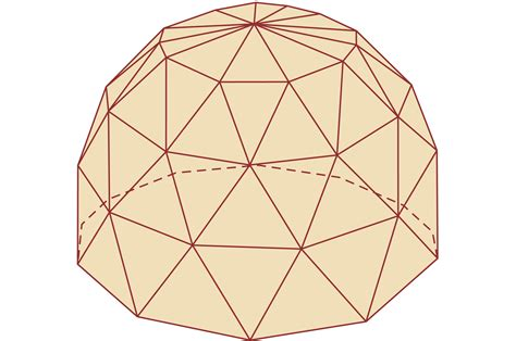 geodesic dome about the geodesic dome in architecture