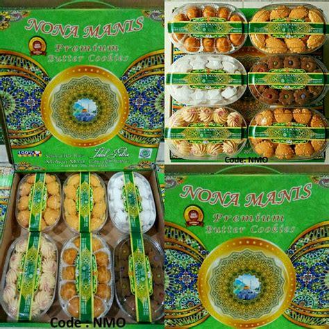 Paket Kue Lebaran Nona Manis 2017 jual kue kering lebaran nona manis langsung pabrik kue kering nona manis