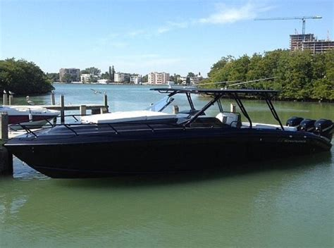 midnight express boats black 106 best images about boats on pinterest center console