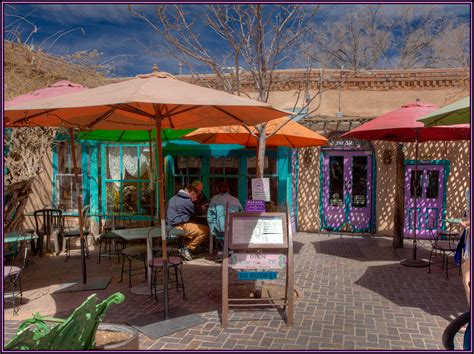 The Shed Santa Fe Restaurant by A Visit To New Mexico Travels With Rocinante