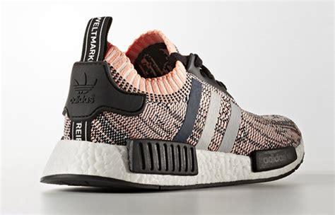 Sepatu Adidas Nmd R1 Salmon adidas nmd r1 primeknit salmon fastsole