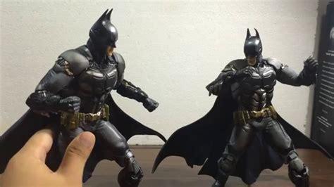 Ng173 Batman Arkham Play Arts Arkham review play arts แท vs qc batman arkham batman thai