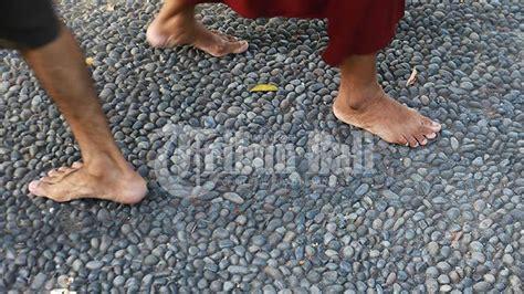 Healthy Foot Walking Matras Alat Terapi Refleksi Kaki refleksi kaki pijat l batu berjalan kaki daftar update