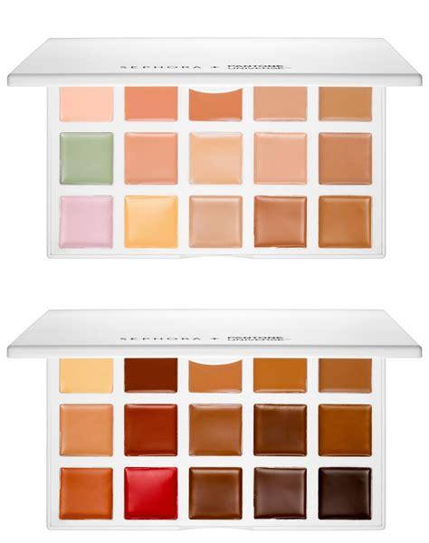 palette pantone sephora pantone universe correct conceal palette for