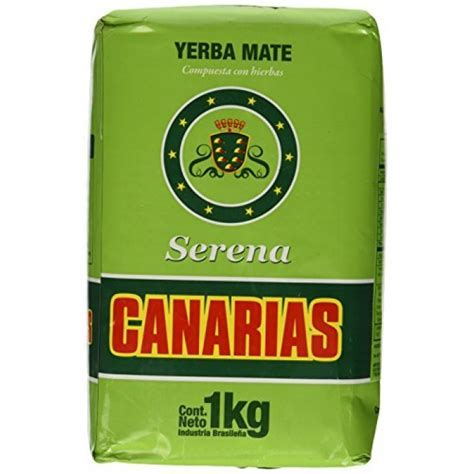 Garden Of Meal Yerba Mate Geekshive Canarias Serena Yerba Mate 1kilo Herbal Tea