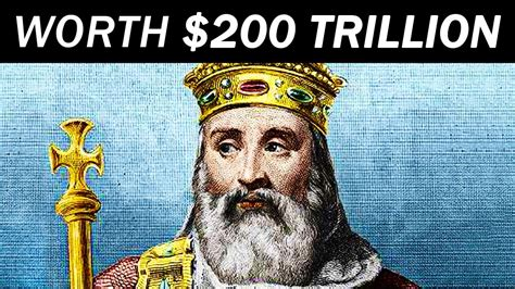 top 15 richest in history