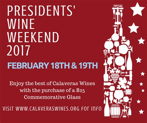presidents weekend presidents day wine weekendmurphys california