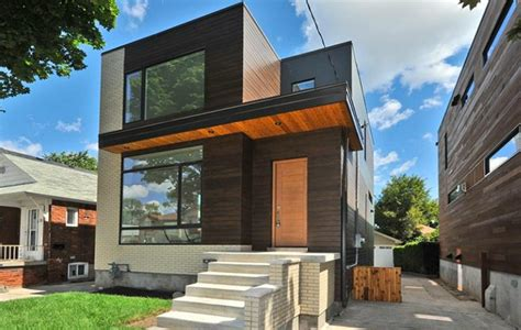 where to buy house in toronto house of the week 1 2 million for a brand new modernist cube in east york