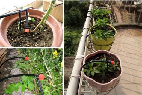 home garden adjustable automatic drip irrigation system