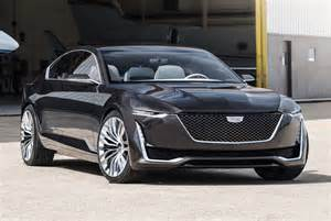 What Does Buick Stand For What Does The New Cadillac Escala For The Brand S