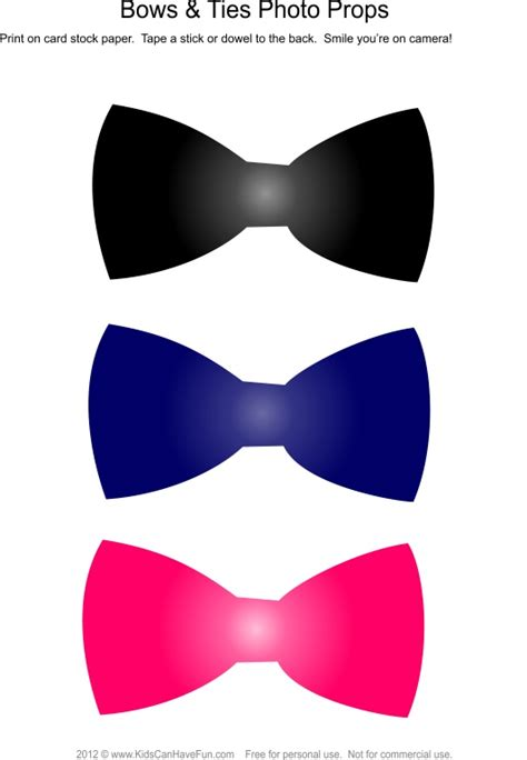 free printable photo booth props ties ties bowties photo booth props diy photo booth prop