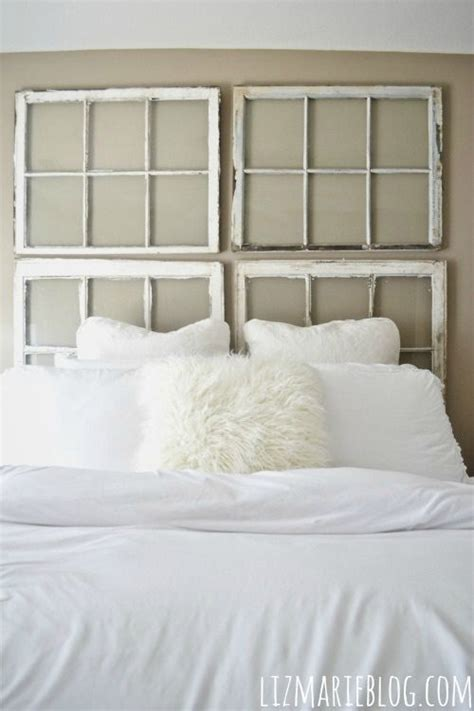 window as headboard 25 best ideas about old window headboard on pinterest