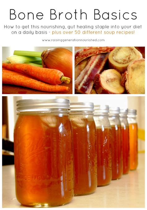 bone broth cookbook 30 delicious nutritious bone both recipes books bone broth basics plus 50 different soup recipes