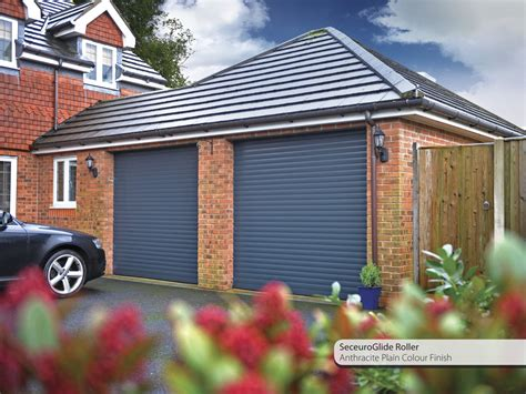 seceuroglide insulated roller shutter garage door many