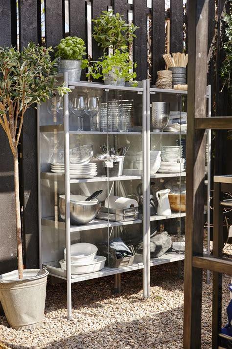 ikea outdoor kitchen 201 best buiten images on pinterest
