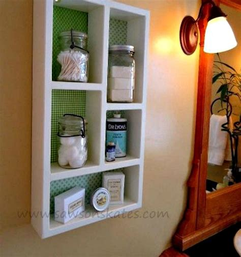 bathroom wall shelving ideas replace your bathroom shelves with these 13 creative ideas