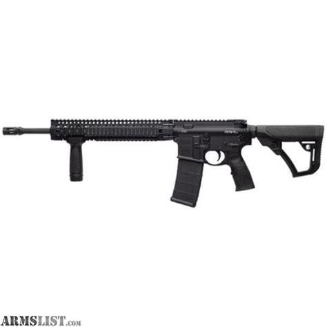 Daniel Defense 145 M4 Carbine Steel armslist for sale daniel defense m4 carbine v5