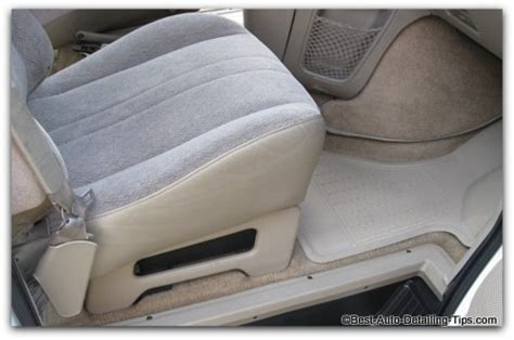 Cleaning Car Interior Vinyl by How To Clean Car Upholstery Can Be Much Easier Than You
