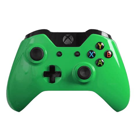 Cyber Monday Home Decor custom controllers xbox one controller gloss green games