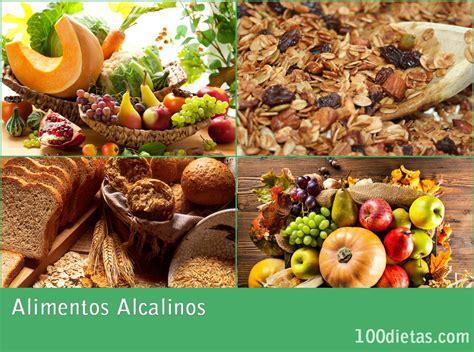 dieta alcalina salud  bienestar