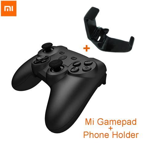 Xiaomi Gamepad Bluetooth Controller Joystick Joypad New 1 original xiaomi mi wireless multimedia bluetooth plastic